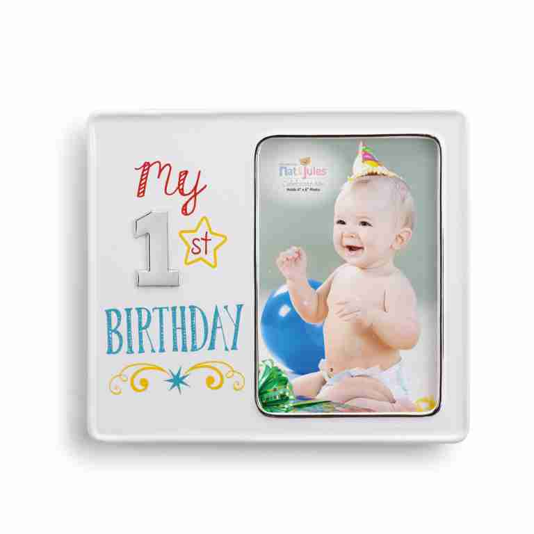 My 1st Birthday Frame