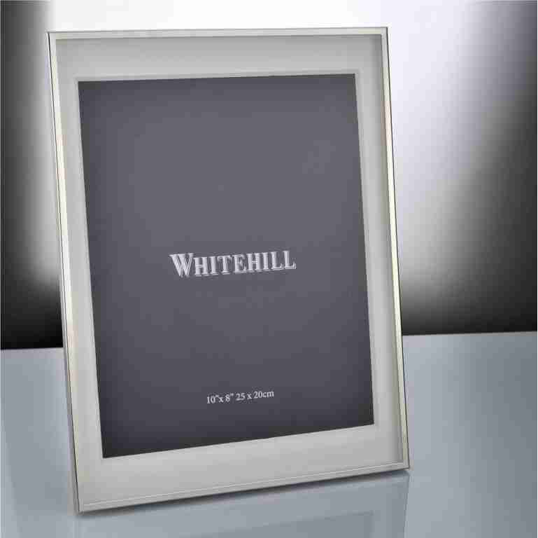 Whitehill Plain Photo Frame 20cm x 25cm