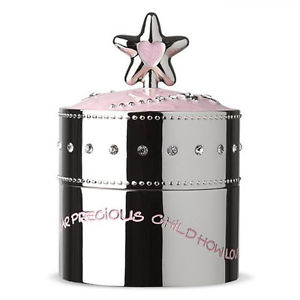 MUSICAL TRINKET BOX - PINK