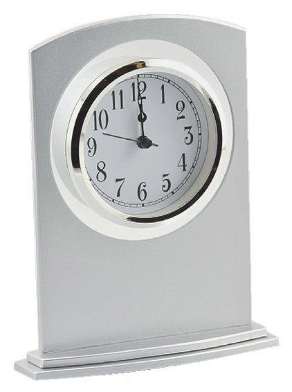 GLASS DESK CLOCK - CK16