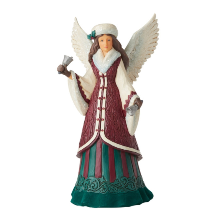 Heartwood Creek Angel with Hand Bell