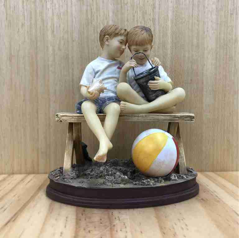 Your Brother is Your Friend Figurine