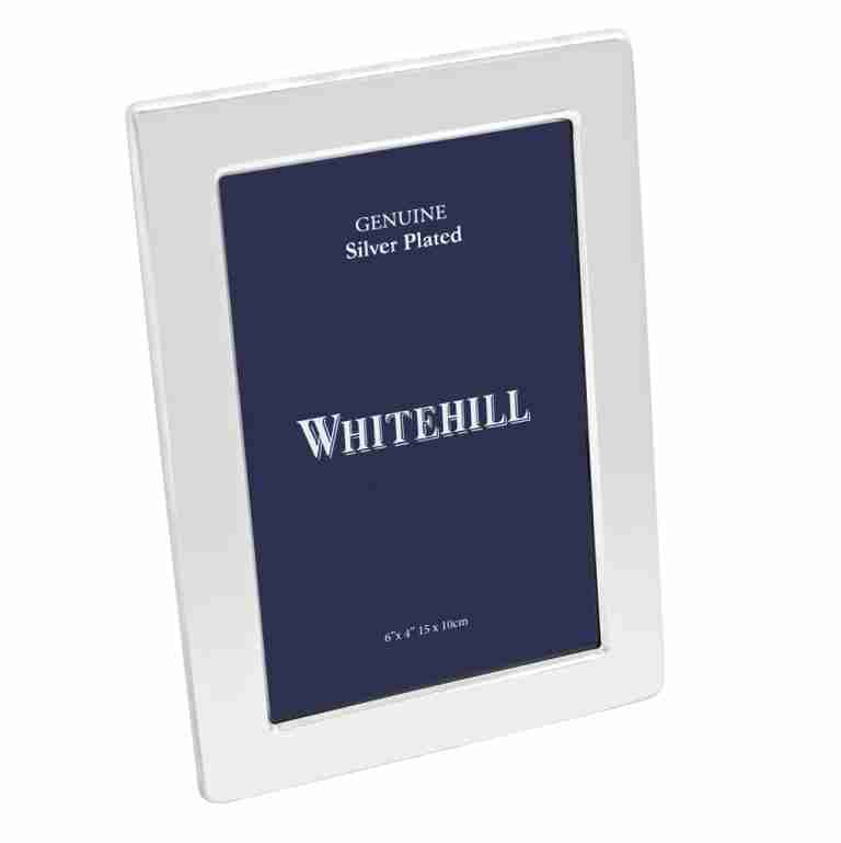 Whitehill Silverplated York Frame 10cm x 15cm